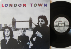 Wings - London Town