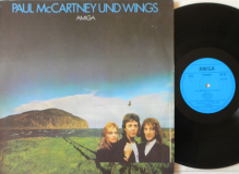 Wings  - Paul  Mccartney & The Wings