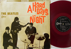 Beatles - A hard day's night (JP, Mono)