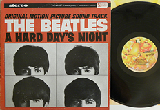 Beatles - A Hard Day's Night (O-Soundtrack)