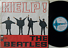 Beatles - Help (Brasilien)