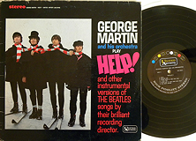 George Martin and his Orchestra - Help!