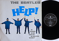 Beatles - Help (Schweden Box Edition)