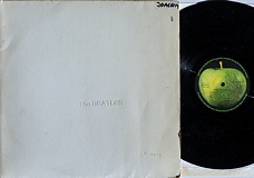 Beatles - White Album (Kreis-Cover)
