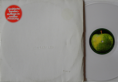Beatles - White Album (Weißes Vinyl)