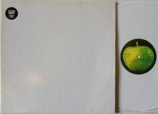 Beatles - The Beatles (White Album) Weißes Vinyl DMM