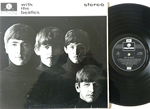 Beatles - With the Beatles (GB Original Mono)