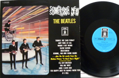 Beatles - Something new (Odeon RI)