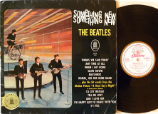 Beatles - Something New (STO)