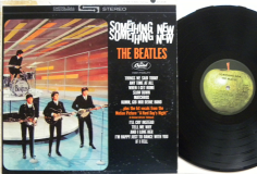 Beatles - Something New (RI)