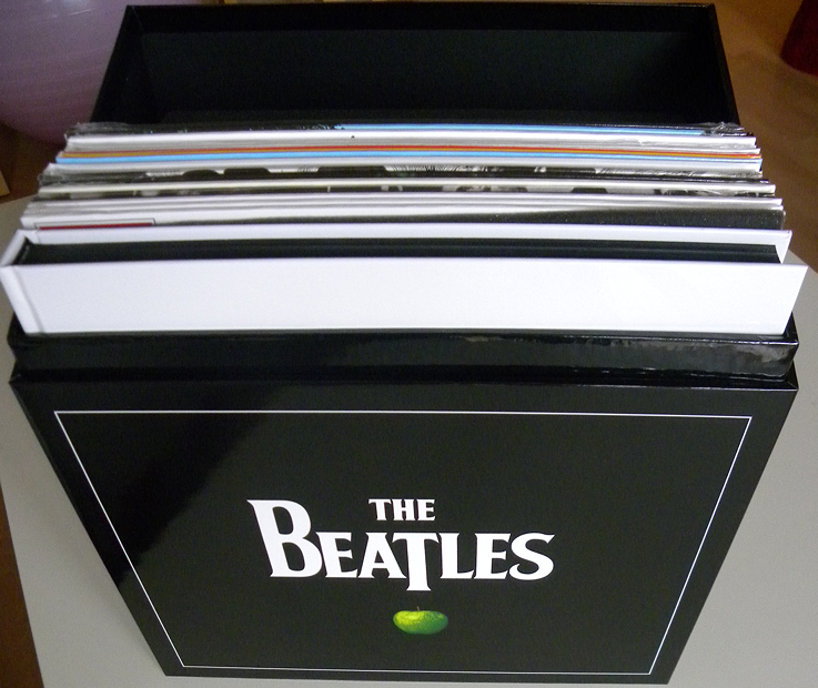 Beatles Platten News